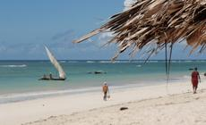 Kenia - Diani Beach
