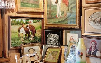 Na obrazy zebrane w galerii Księdza Podhalańskiego brakuje już miejsca