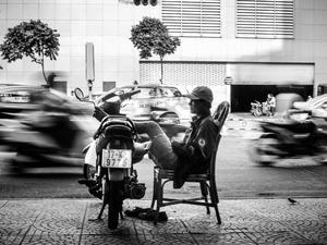 Ulice Saigonu
