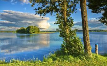 Jeziora w Polsce – Święcajty, Mazury