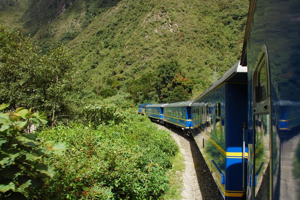 Machu Picchu - Inca Rail