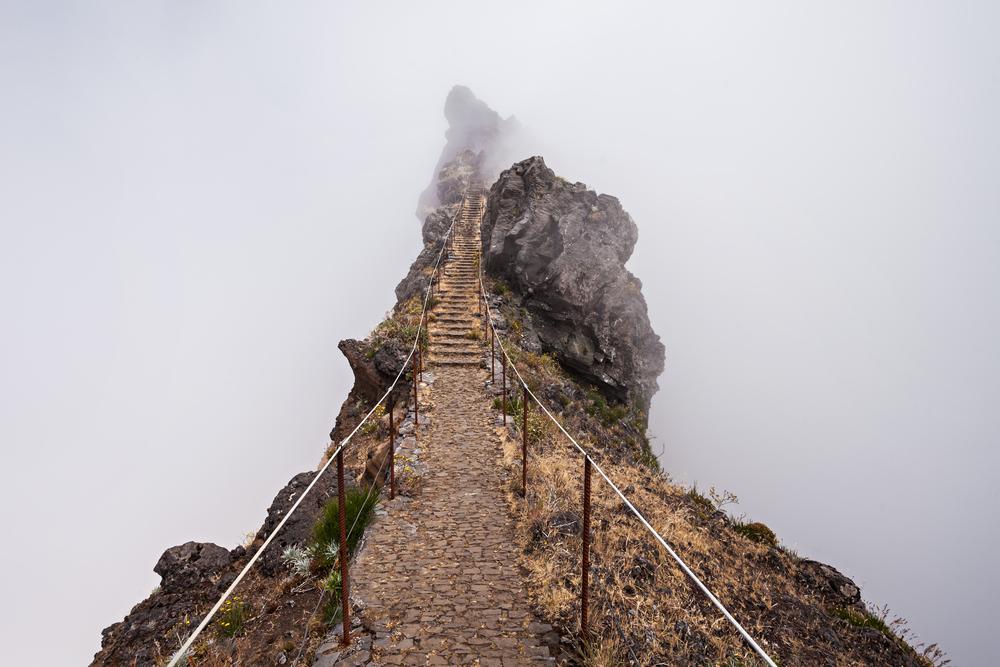 Madera, pico de Arieiro
